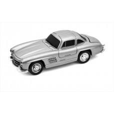 1:72 Die Cast Metal Mercedes-Benz 300SL USB Flash Drive 16GB – Silver