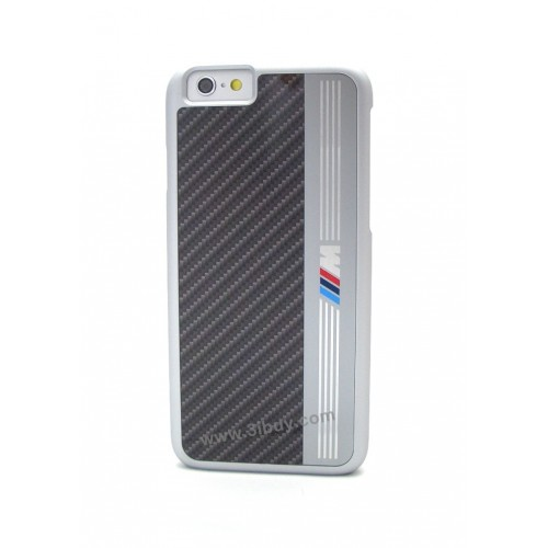 4a08aefce0bfc1 BMW Motorsport Collection Aluminum Stripe Hard Case for iPhone 6   6s  (4.7
